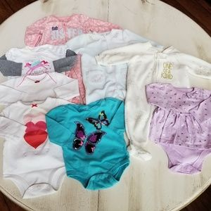 Carter's 3 months bundle
